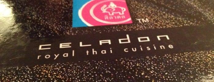 Celadon Royal Thai Cuisine is one of Biel 님이 좋아한 장소.