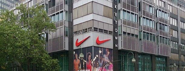 Niketown Berlin is one of BERLIN.