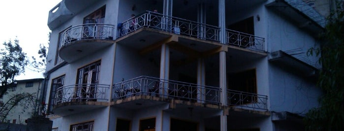 ABC Guest Inn Haputale is one of Lugares favoritos de Julia.