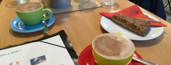 Spital Cafe Mitte is one of Kde si pochutnáte na kávě doubleshot?.