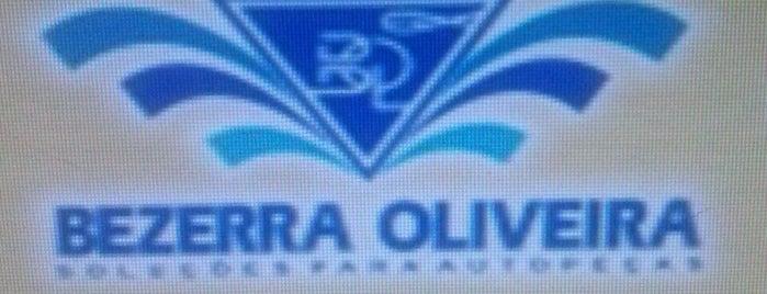 Bezerra & Oliveira Soluções para AutoPeças(Sede) is one of Compras.