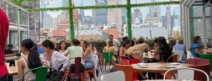 Cantina Rooftop is one of Drink spots.