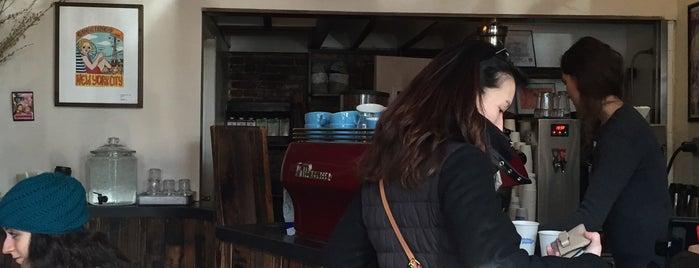 Bluebird Coffee Shop is one of Hott Coffee.