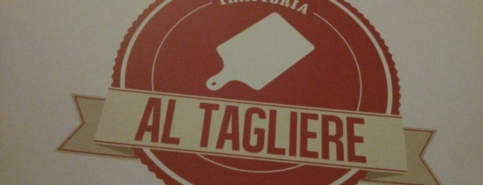 Al Tagliere is one of Praha Baru.