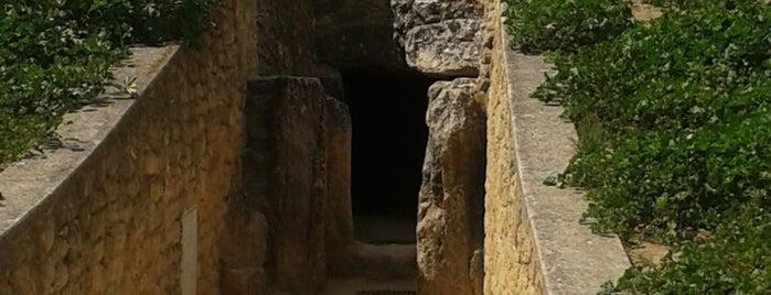 Cueva de Viera is one of Que visitar en Antequera.