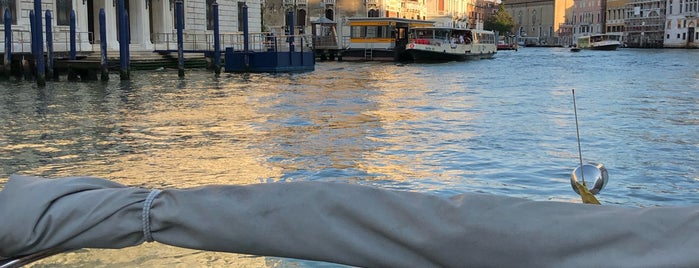 Banksy's Migrant Child is one of Venezia.