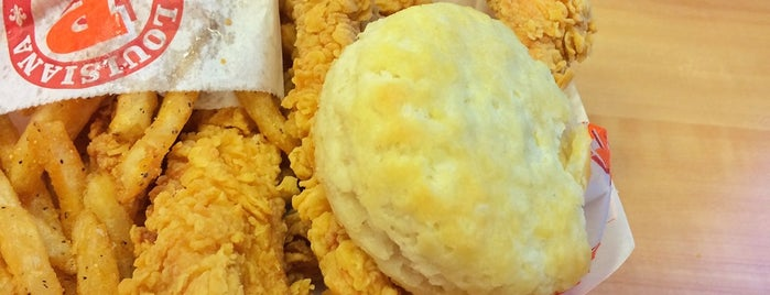 Popeyes Louisiana Kitchen is one of So'Caliさんのお気に入りスポット.