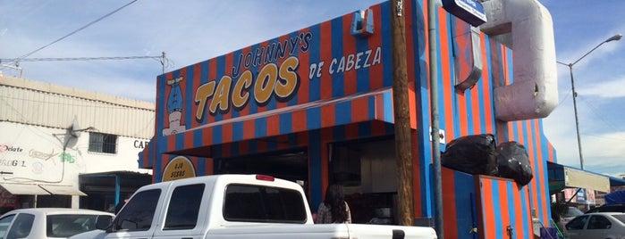 Taqueria Los Johnny's is one of Hermosillo.