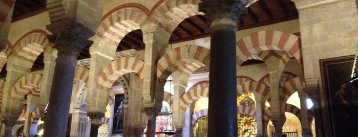 Mezquita Cordoba Spain is one of Córdoba.