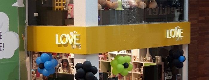 Love Gifts is one of Posti che sono piaciuti a Claudio.