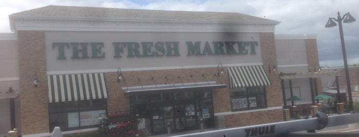The Fresh Market is one of Locais curtidos por Meredith.