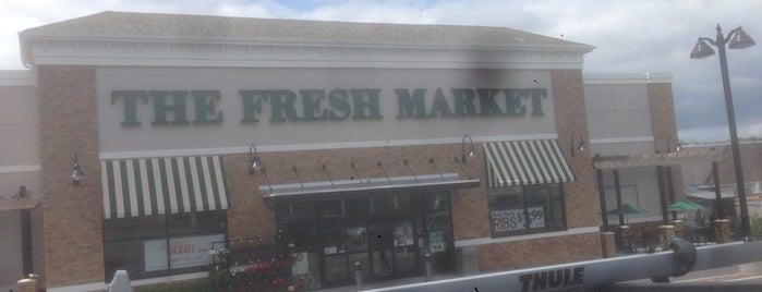 The Fresh Market is one of สถานที่ที่ Meredith ถูกใจ.
