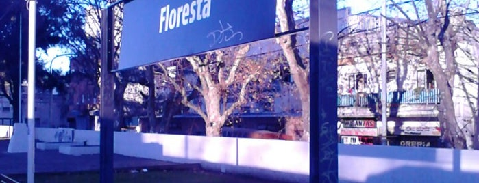 Floresta is one of Barrios de CABA.