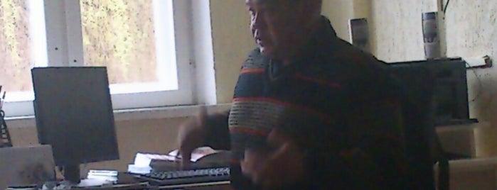 Лицей № 1 is one of Евгений : понравившиеся места.