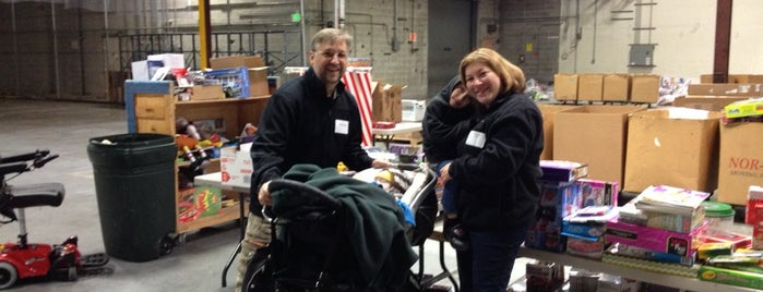 Family Giving Tree Volunteer Warehouse is one of Facebook.