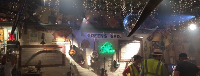 Green's Grocery is one of NASHVILLE.