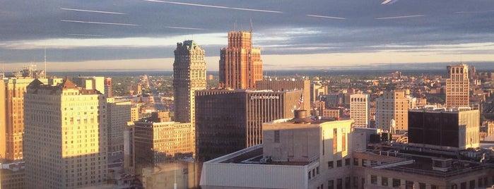 Ally Detroit Center is one of 🌸Kiesha🌸: сохраненные места.