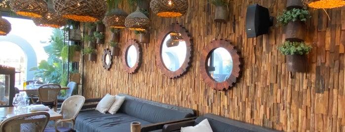 Restaurante Rooftop El Sueño is one of barca 🇪🇸.