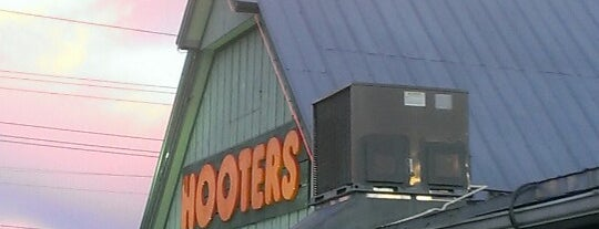 Hooters is one of Easy Hook-Ups.
