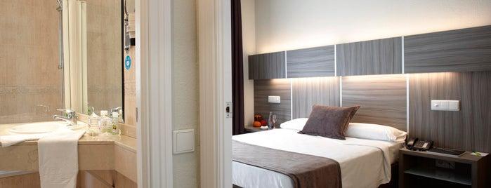 Hotel Serrano is one of MADRID.