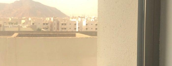 King Fahad Hospital is one of Suudi Arabistan.