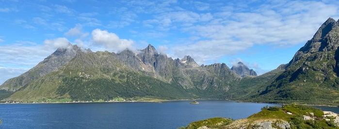 Austnesfjorden is one of world travel.