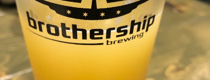 Brothership Brewing is one of Chicago area breweries.