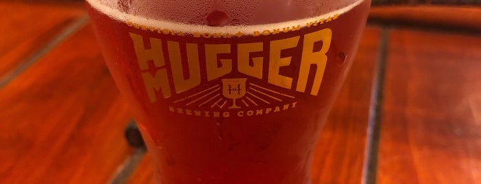 Hugger Mugger is one of Breweries or Bust 3.