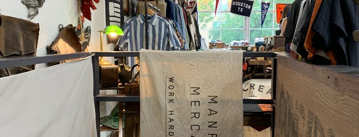 Manready Mercantile is one of Places To Visit In Houston.