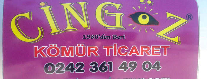 Sütçüler is one of สถานที่ที่บันทึกไว้ของ Hsn.