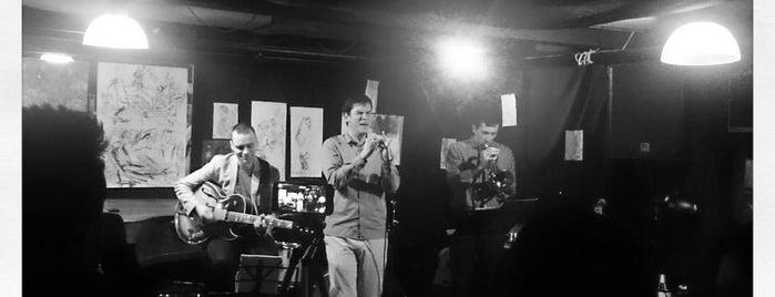 Jazz Bar is one of Dustin Thewind : понравившиеся места.