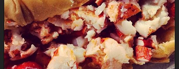 Larsen's Fish Market is one of America's Top 25 Best Lobster Rolls.