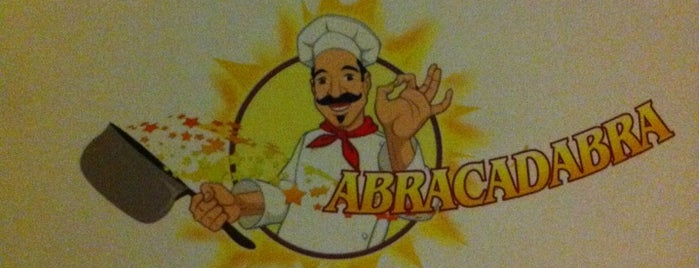 Abracadabra is one of Lugares recomendados Ipatinga.