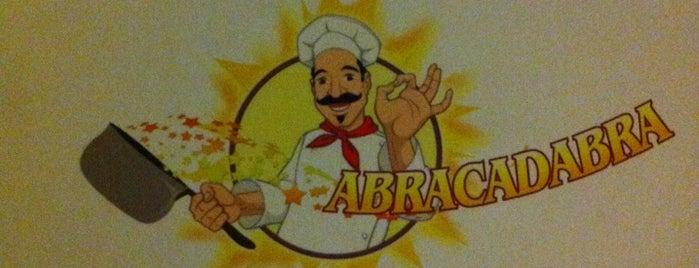 Abracadabra is one of Locais curtidos por 'Samuel.