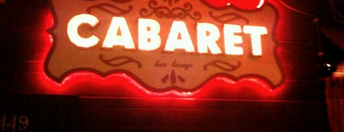Cabaret Lounge is one of Curtindo a Noite Carioca.