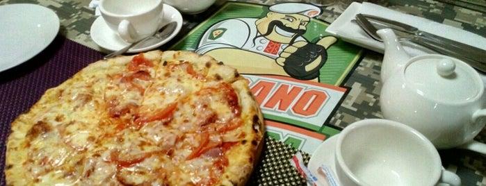 Pizza Veterano is one of Olenka 님이 저장한 장소.