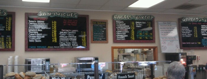 Bagel Street Grill is one of Princeton Area Spots.
