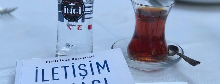 İnci Steak Kebap Resturant is one of 🥩 Ankara - Kebap.
