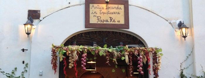 Papa Re is one of Restaurantes para reservar.
