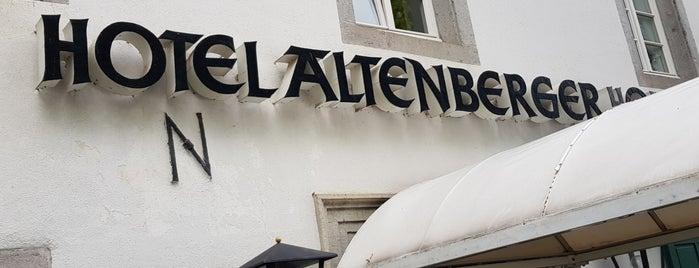 Hotel Restaurant Altenberger Hof is one of Hotels 2.
