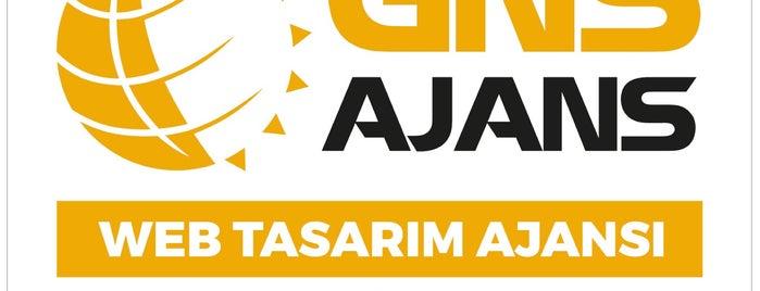 GNS Ajans | Web Tasarım Ajansı is one of Lieux qui ont plu à Ercan.
