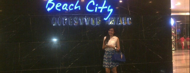 Ancol Beach City Mall is one of Lieux qui ont plu à Salli.