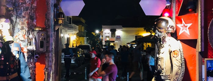 KGB is one of Cartagena.