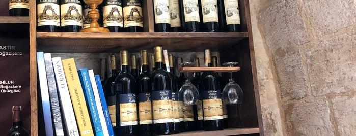Siras Şarapçılık&Şarapevi is one of mardinde gideceğim yerler.