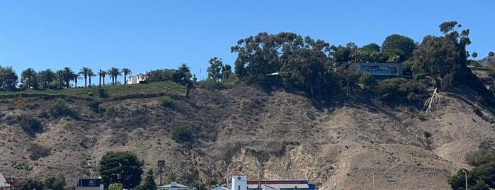 Malibu Beach is one of LA.