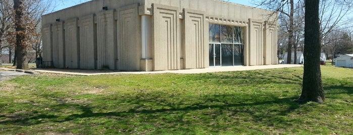 Prairie Grove Battlefield State Park is one of Orte, die Christine gefallen.