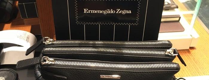 Ermenegildo Zegna is one of Andrew 님이 저장한 장소.