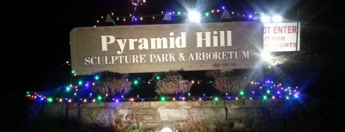 Pyramid Hill Sculpture Park and Museum is one of The Fine Arts of Cincinnati, OH #visitUS.