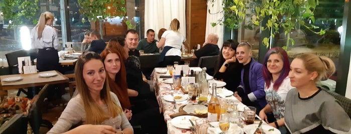 Мама Манана is one of Kiev.