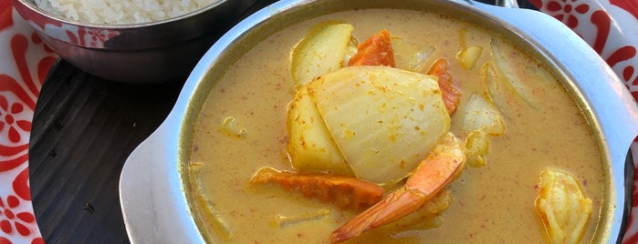 ThaiTanic - Street Food is one of Locais salvos de Michael.